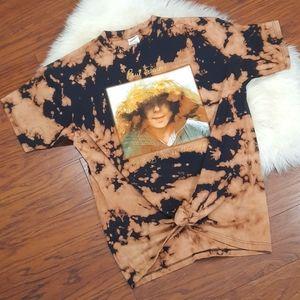 Paul Simon Acid Washed T shirt